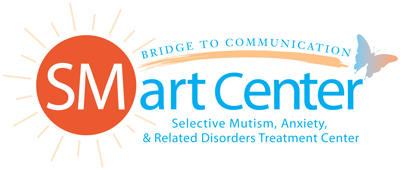 Selective Mutism Anxiety Research & Treatment Center  | SMart Center Logo